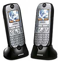 Siemens Gigaset SL75 WLAN VOIP Home Phone Announced: IFA