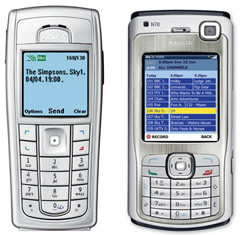 Sky+ Remote Record: Mobile Sky+ Programming