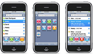 Skype IM+ For Palm, WM, Mobiles And iPhone