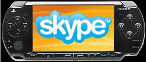 Skype on PSP Confirmed