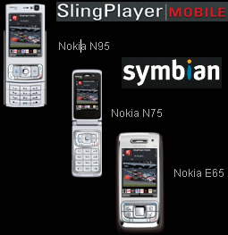 SlingPlayer Mobile For S60 Symbian Phones