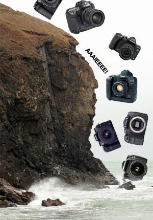 SLR Camera Sales Set To Crash