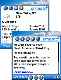 Smaato Offers Free RSS Reader For Smartphones