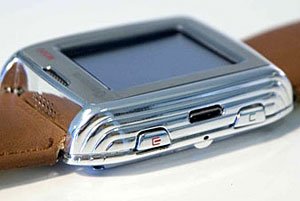 World's Smallest SMS M500 Watchfone Wristwatch Ready To Ship