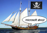 Over A Third Of All PC Software Pirated