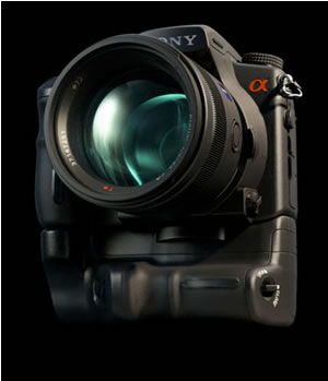 Sony a700 dSLR Announced