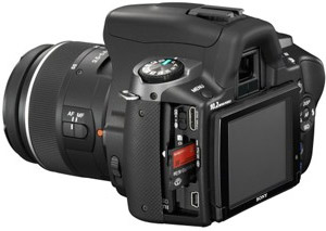 Sony Alpha 230, 330 and 380 Budget dSLRs On The Loose