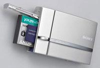Sony Launches Cyber-shot DSC-T30 Digital Camera