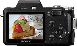 Sony H3 Camera Announced