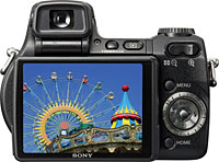 Sony DSC-H7 And DSC-H9 Cameras Announced