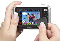 DSC-N1 Digital Camera From Sony Offers Huge 3