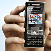 K800 and K790 Camera Phones From Sony Ericsson Earn Cybershot Status