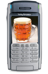 Sony Ericsson's All Sensing Smartypants Phone