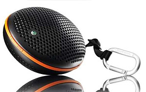 Sony Ericsson Launches MS500 Mobile Music Speaker