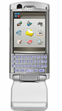 Sony Ericsson P990 Offers 3G and Wi-Fi