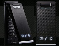 Sony Ericsson W51S Mobile Phone