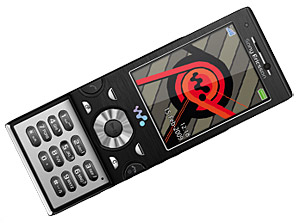 Sony Ericsson Walkman W995 8MP Cameraphone Announced