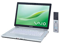 Sony Vaio F TV and SZ Duo Core Laptops Announced