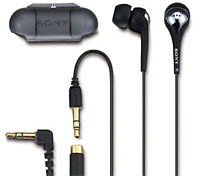 MDR-EX71SL Sony Fontopia In-Ear Headphones: Review