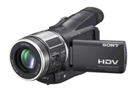 Sony Unveils World's Smallest and Lightest HD Consumer Camcorder