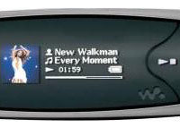 Sony NWS706 Walkman 4GB MP3 Player