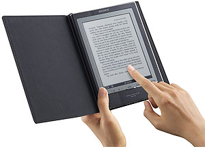 Sony PRS-700 E-Reader Announced, Kindle 2 Leaked