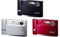 Sony Cyber-shot DSC-T5, DSC-N2 Cameras Announced
