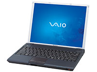 Sony's VAIO G1 Lappie With Flash Memory