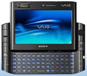 Sony UX490 (VAIO UX) Micro PC Released