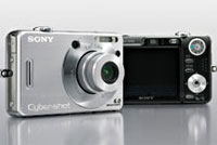 Sony Announces Cyber-shot DSC-W30 And DSC-W50 Cameras