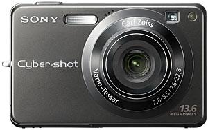 Sony W300 Boasts 13.6MP