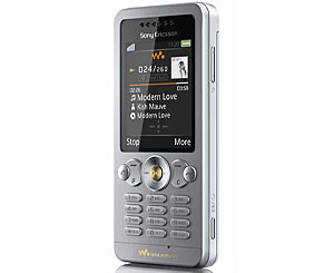 W302 Sony Ericsson Walkman Launched
