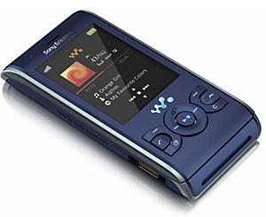 W595 Sony Ericsson Walkman Launched