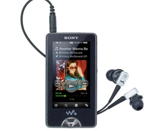Sony X Series Walkman Takes On Apple's iPod Touch