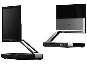 Sony Superslim Drive XEL-1 OLED TV: 3mm Thin!