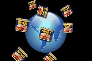 Spam Soars Back Up To 94% of All E-Mail