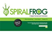 Spiralfrog Offers Free Universal Music Downloads
