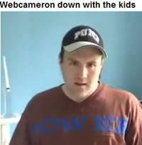 Spoof David Cameron Video Brouhaha