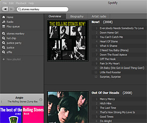 Spotify Free Music Streaming Desktop App