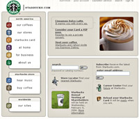 Starbucks Considers MP3 Download Service
