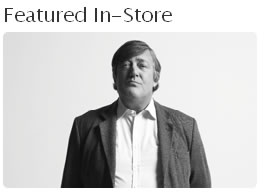 Stephen Fry Appearance At London Apple Store: Potential Riot?