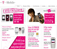 T-Mobile Adds Microsoft Push Email To Web'n'Walk