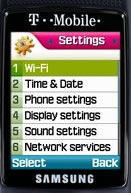 T-Mobile HotSpot Phone Merges WiFi/Cellular Services