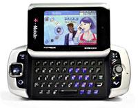 T-Mobile U.K. Launch T-Mobile Sidekick 3