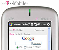 T-Mobile Offers Unlimited Mobile Surfing For A Quid A Day