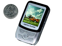 TA 454  Ultra Portable Personal Media Player
