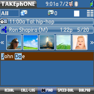 TAKEphONE 7 For Palm Treo: Review