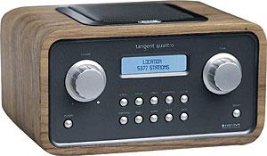 Tangent Quattro MK2 Retro Internet Radio