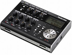 Tascam DP-004 4-Track Portable Recorder