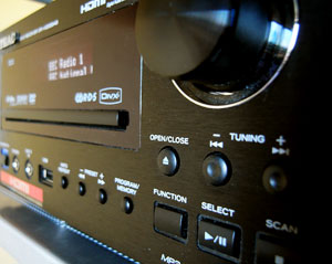 Teac Reference DR-H300DAB DVD Receiver - Review